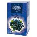 Feketeáfonya tea 20 filter London